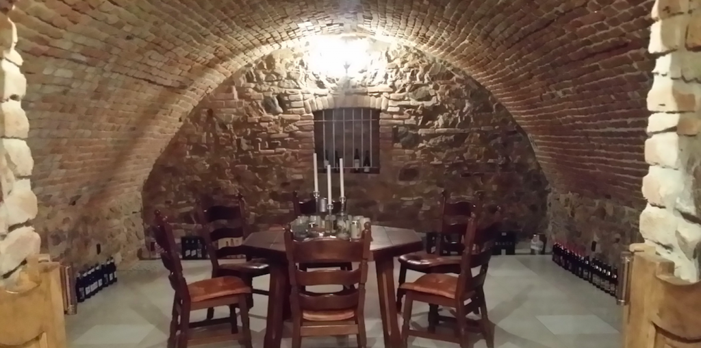 Hradná pivnica Nitra